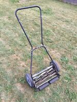 Eco Push lawn mower