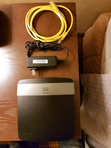 Linksys E2500 N600 Dual-Band N Router