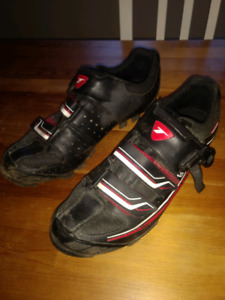 Time MXC MTB Shoes.