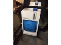 12 v water heater / hand wash come out off catering van