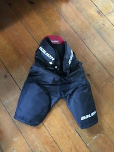 BAUER HOCKEY PANTS JRM MEDIUM