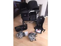 Bugaboo Donkey Duo / Twin / Mono Pram in excellent condition