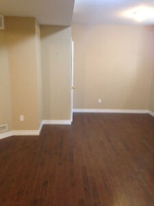 2 bed basement unit! Large and bright!