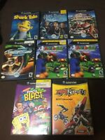 Gamecube games!great deals