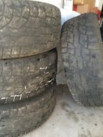 Ram 1500 Rims And Tires NEED GONE