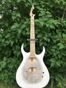 Hand built Guitar Necks and Bodies