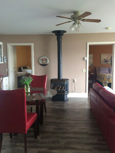 Oceanfront Vacation rental available in Murray Harbour, PEI