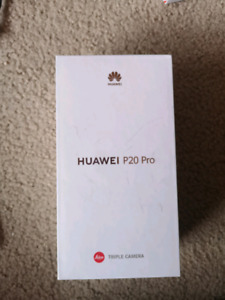 Used Huawei p20 pro with Huawei watch