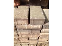 2000+ Block paver bricks used excellent condition