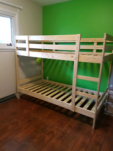 Selling Wooden Bunk Beds