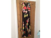 Summer long dress size M new with tags