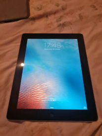 Ipad 2 mint condition with case + charger