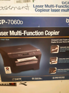 Brother Laser DCP7060D