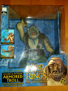 Figurine lord of the rings