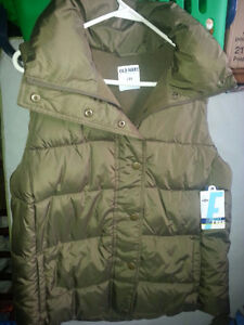 JACKETS/COAT/VEST FOR WINTER - MOST BRAND NEW