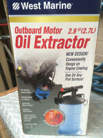 Outboard Motor Oil Extractor