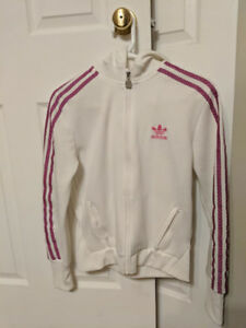 Women's Adidas zip-up Hoodie
