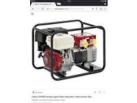 Clarke CP5050 generator