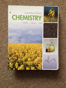 Chemistry Canadian Edition - Olmsted, Williams, Burk