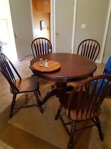 Kitchen table and chairs, Misc