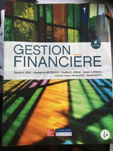 Gestion financière 4 eme édition