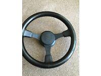 Ford RS genuine steering wheel
