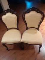 Cherry Dining Chairs