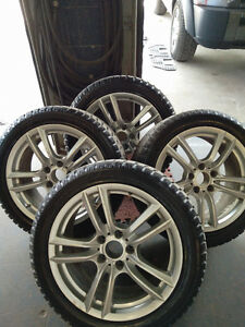 bmw ford rims and tires