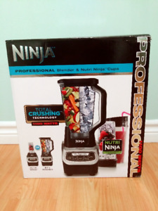 Ninja Professional Blender - Never Opened