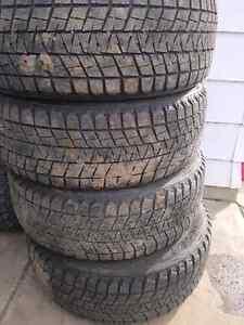 Winter tires 235 55 R19