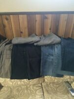 Maternity pants size large