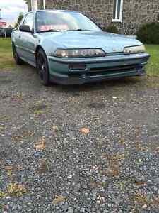 1991 Acura Integra LS Coupé (2 portes)