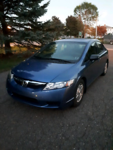 2010 Honda Civic DX 4DR