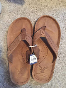 Size 8 American eagle sandals