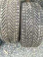 2 Winter tires vredstein 245/45/18