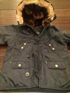 NWOT Children's Place Boys Navy Blue Spring/Fall Jacket, 18 Mths