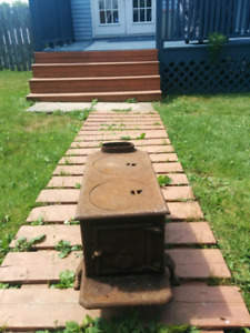 Small woodstove for sale