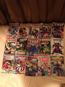 Comic books 5 for 1 and 3 for 10 St. John's Newfoundland image 1