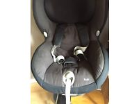 Car seat suitable from birth bought from halfords