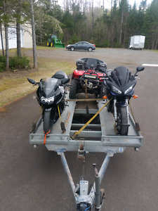 Auto, atv, motorcycle, rv  transport