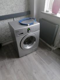 Samsung diamond washing machine