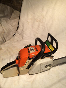 Broken chainsaws wanted