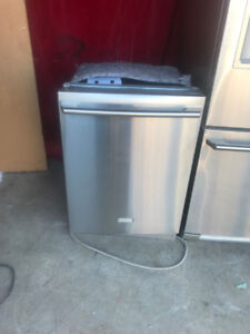 Electrolux stainless steel inside out dishwasher for sale