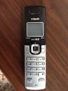 Vtech DECT 6.0 single home phone for SALE! Kitchener / Waterloo Kitchener Area image 2