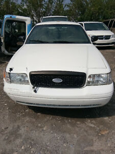 2010 Ford Police Interceptor Buy Complete Or Buy For Parts