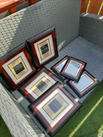 Solid Wood picture frames. Photo frames.