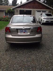 2003 Saturn L-Series Sedan Comox / Courtenay / Cumberland Comox Valley Area image 6