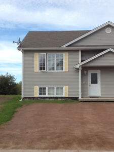 3-Bedroom PET-FRIENDLY apt in NORTH MONCTON - Available AUG 1st