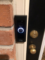 Nest Ring Hello Doorbell, Thermostat and Protect Installation