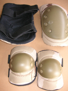 Paintball Airsoft Knee  &  Elbow pads